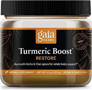 Gaia Herbs Turmeric Boost Restore, 4.3 Ounce