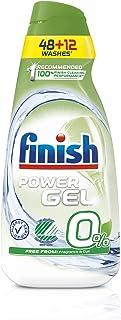 Finish All In 1 Max Gel Maskindiskmedel 0%