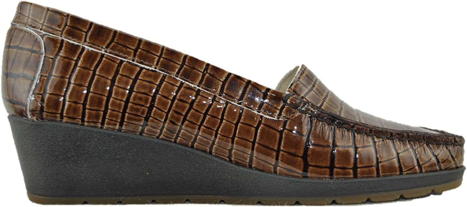 VARESE Mocassin flexer Woman flexer with Memory Foam Made in