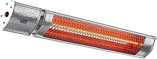 CasaTherm Calefactor halógeno por infrarrojo S2000 FB Gold