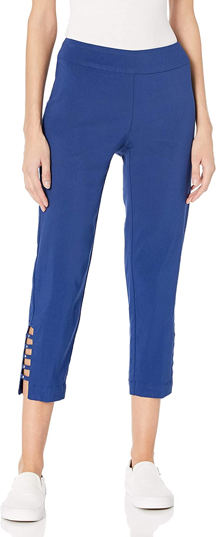 SLIM-SATION Women's Solid Skinny Pant