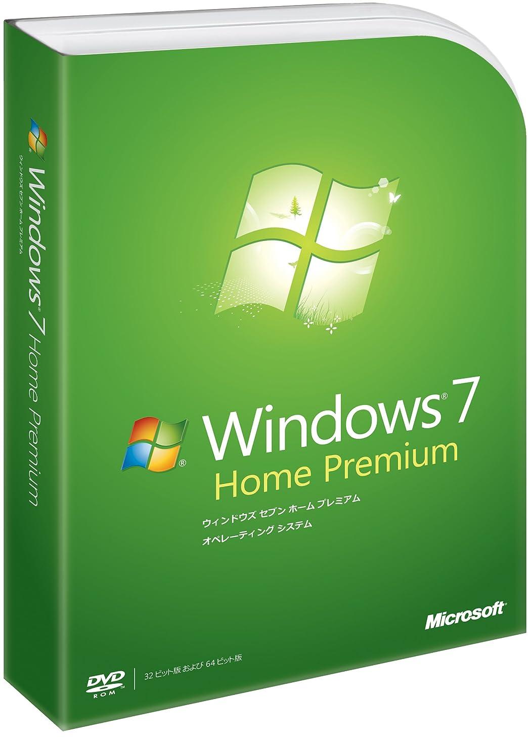 真夜中言語頬骨Windows 7 Home Premium