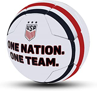 USA Soccer Ball Size 5, Official US Women's National Team Ball, (France World Cup 2019)
