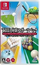 D3 Publisher THE Taikan ! Sports Pack: Tennis, Bowling, Golf, Billiard NINTENDO SWITCH REGION FREE JAPANESE VERSION