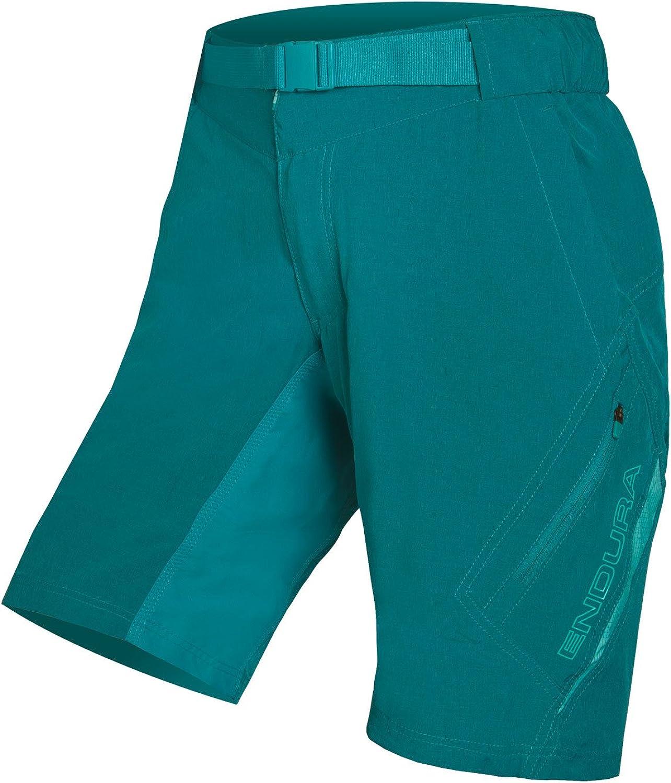 ENDURA hummvee Short II incl Interno Pantaloni Click Fast