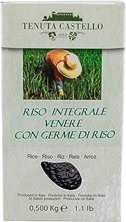 2 Pack Tenuta Castello Whole Grain Black Rice (Venere)
