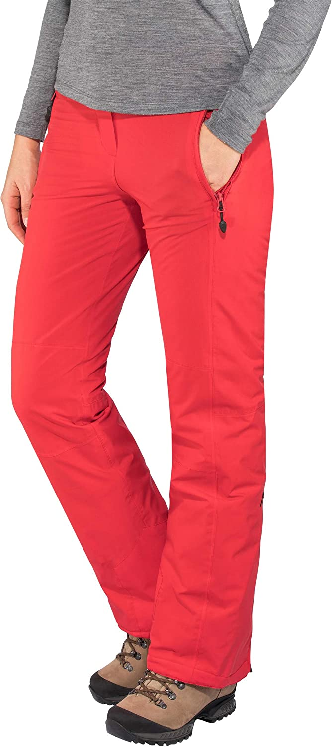 Maier Sports Vroni Slim mTex Stretch Pants damen Poinsettia 2018 Hose