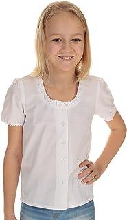 Isar-Trachten Kinder Dirndl Bluse 44943