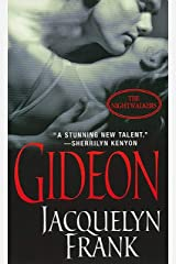 Gideon (The Nightwalkers Book 2) Kindle Edition