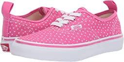 50ce77b956 (Hand Drawn Hearts) Carmine Rose True White. Vans Kids