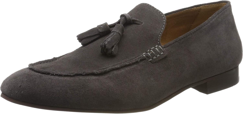 Hudson Men's Bolton Suede Loafer