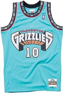 vancouver grizzlies jersey