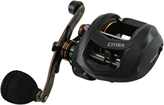 Okuma Citrix Large Capacity 350 Size Low Profile Baitcaster with Power Handle