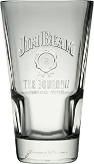 Jim Beam Whiskey Glas von Rastal
