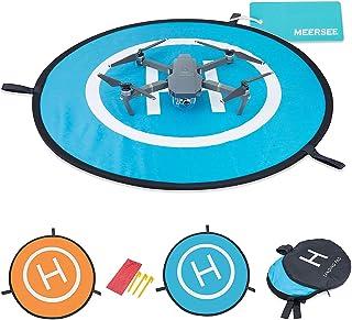 comprar comparacion Meersee Drone Landing Pad 75cm Pista de Aterrizaje para dji Phantom 3 Dron Accesorios Plataforma de Dterrizaje para dji Ma...