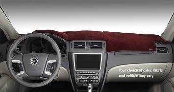 71853-00-32 Covercraft Custom Fit Dash Cover for Select Hyundai Genesis Models Velour Dash Blue