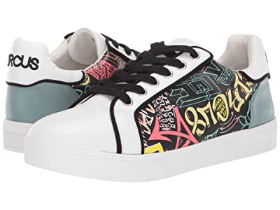 Circus by Sam Edelman Carson (Bright White/Neon/Industrial Teal) Women