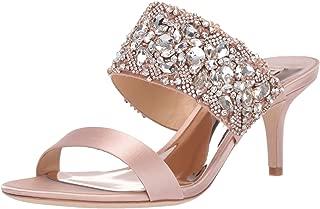 Badgley Mischka Women's Linda Heeled Sandal