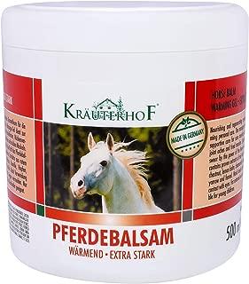 Kräuterhof 2197 - Bálsamo para caballos (extrafuerte, 500