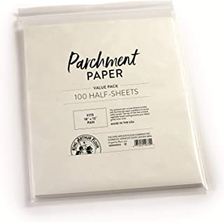 Best baking parchment paper set of 100 half sheets Reviews