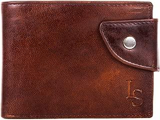 LOUIS STITCH Brown Men's Wallet
