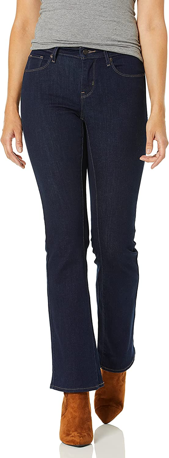 Challenge the lowest price Popular overseas Levi's Women's Curvy Jeans Bootcut
