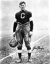 A Portrait Of Jim thorpe on the Sports Field Photo Print (8 x 10)