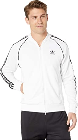 b644732f1843 White Black. 5. adidas Originals. Superstar Track Top
