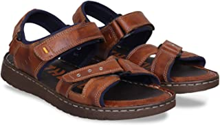 ID Men's Tan Sandals