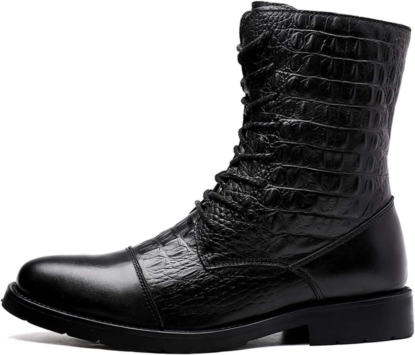 Waterproof leisure Fashionable riding boots Motocycle Department store Combat Men for R Boots