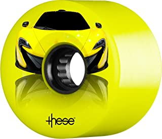 These Wheels Supercar Injected Molded Urethane Core 59mm x 40/32 80A ATF 327 Skateboard Wheels
