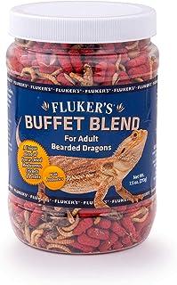 Fluker`s 76041 Buffet Blend Adult Bearded Dragon Formula, 2.9oz