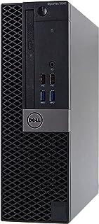 Dell 3040 SFF PC, i5, 16GB, 480GB SSD, Pre-Load OS, No Keyboard&Mouse, No WiFi, 12 Month RTB Warranty (Renewed)