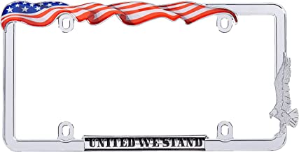 Best patriotic license plate holders Reviews
