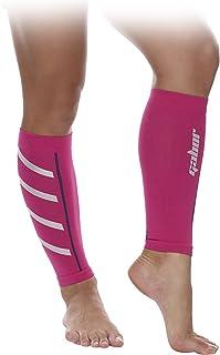 Gabor Fitness Graduated 20-25mm Hg Compression Running Leg Sleeves