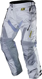 Klim Dakar Mens Motocross Motorcycle Pants - Gray/Size 30 Tall