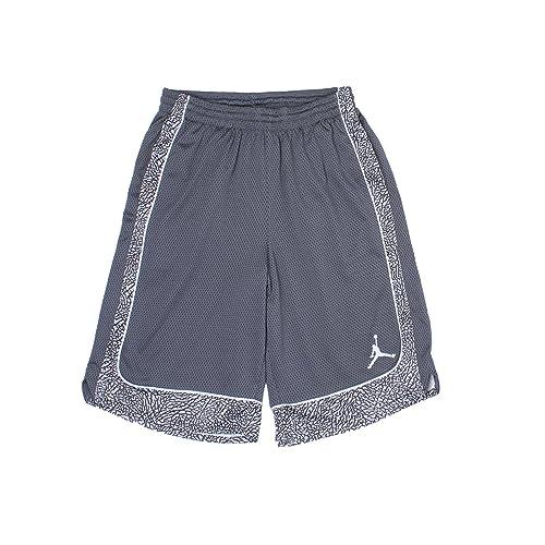 8016d83d9b5 Jordan Nike Boys' Elephants Print Dri-Fit Basketball Shorts
