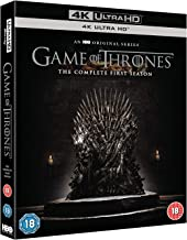 Game of Thrones: The Complete First Season [Regions 1,2,3] [Blu-ray]