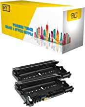 New York Toner New Compatible 2 Pack High Yield Drum for Brother DR360 - MFC MultiFunction Printers : MFC-7320 | MFC-7340 | MFC-7345DN | MFC-7345N | MFC-7440N | MFC-7840W | MFC-7860DW.-- Black
