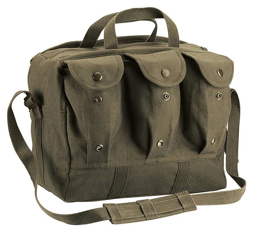 Rothco Canvas Medical Equipment Bag/Mag Bag, Olive Drab Size