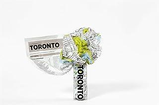Toronto Crumpled City Map (Crumpled City Maps)