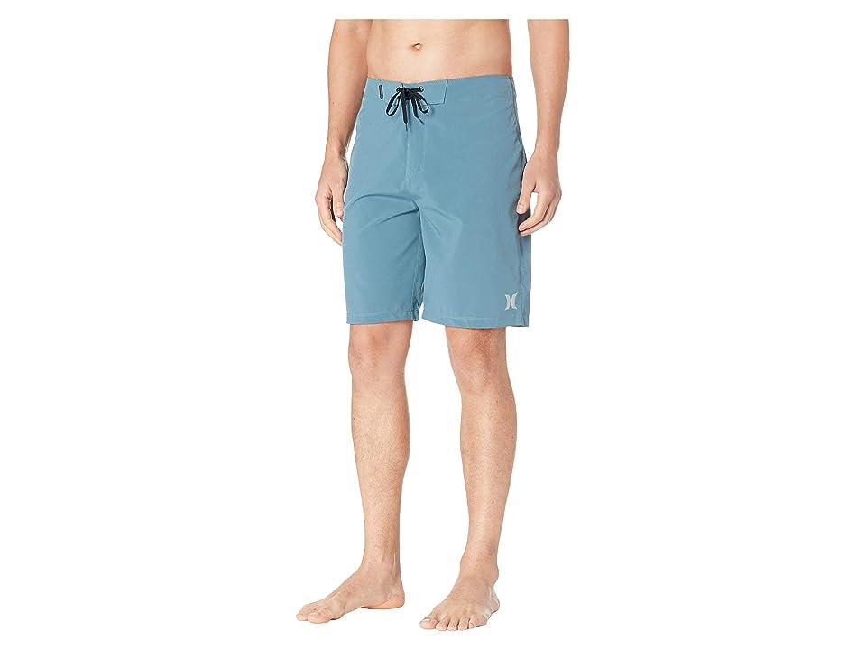 Hurley Phantom One Only 20 Stretch Boardshorts (Celestial Teal) Men's Swimwear