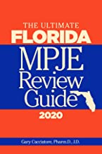 The Ultimate Florida MPJE Review Guide 2020