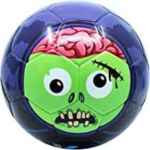 Zombie | Airless Mini Soccer Ball | Light , Durable and Colourful Kids Ball