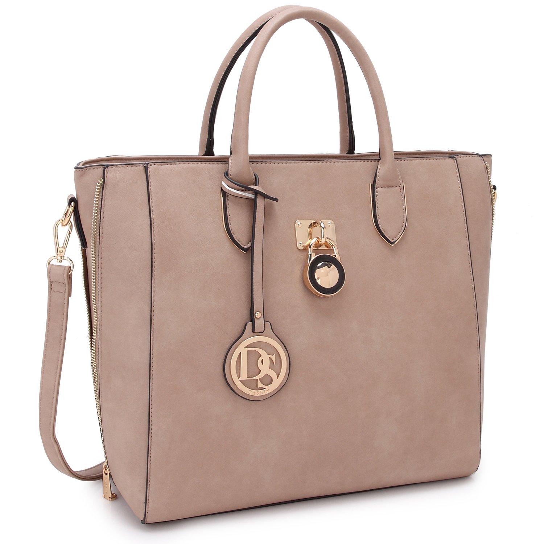 Designer Handbags Shoulder Satchel Leather