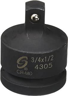Sunex 4305 3/4-Inch Drive 3/4-Inch Female to 1/2-Inch Male Super Adapter