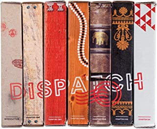 Dispatch - Interactive Serial Escape Room Mystery - On The Run - Full 7 Box Set