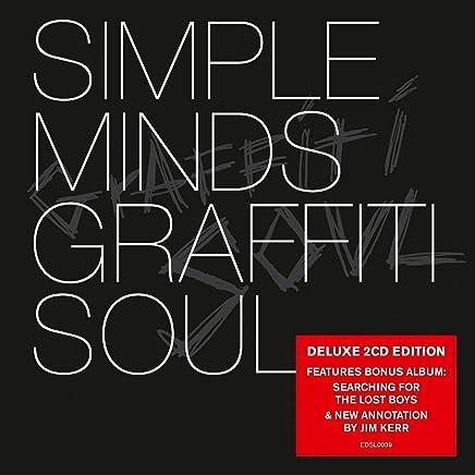 Simple Minds - Grafitti Soul (2019) LEAK ALBUM