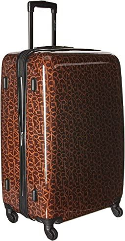 "CK-510 Signature Hardside 28"" Upright Suitcase"