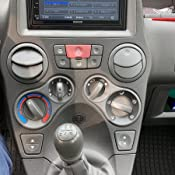 Radioblende Fiat Panda 2003 2012 Doppel Din Auto